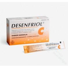 DESENFRIOL C GRANULADO EFERVESCENTE , 10 SOBRES